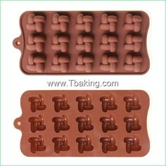 Encontre mais Forma de bolo Informações sobre Tc Silicone Knot Chocolate moldes bolo moldes Jelly Ice Mould, de alta qualidade Forma de bolo de Cake Tools Supplier em Aliexpress.com
