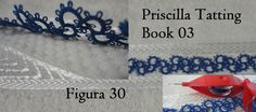 Priscilla Tatting Book 03 _fig 30