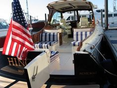 Hinckley 37T Picnic Boat. This would be my perfect boat