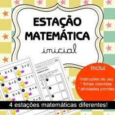 Código 490 Estação Matemática inicial
