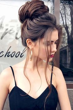 25+ best ideas about Casual hairstyles on Pinterest   Party hair, Easy hairstyle video and Party hairstyles