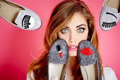 #ChiaraFerragni Shoes collection is available at Bagheera Boutique, click here -> http://www.bagheeraboutique.com/en-US/designer/chiara_ferragni_