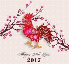sobre o ano novo chinês em português e inglês