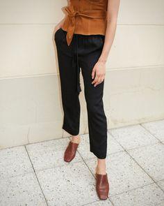 BALIAN - Loungewear pants - Black