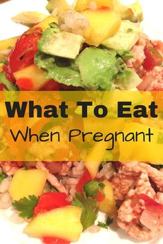 Here are the most delicious and healthy pregnancy recipes to help pregnant women enjoy comfort food but in a healthy way while controlling weight gain.  This is a great pregnancy diet plan.  The recipes look amazing. http://michellemariefit.com/pregnancy-diet-plan/
