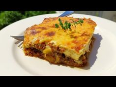 Lasagna, Ethnic Recipes, Food, Youtube, Essen, Meals, Yemek, Youtubers, Lasagne