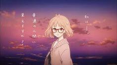 Resultado de imagen para kyoukai no kanata