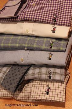 Magic Wear Apparel Men's Dress Shirts