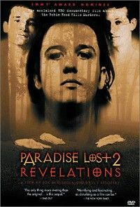 "2nd documentary in HBO's ""Paradise Lost"" trilogy. Highly recommend U watch all three. Atrocious what these officials got away with doing to these innocent boys."