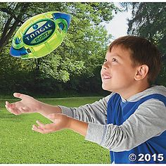 The ultimate light-up sports ball! Watch as your NightBall soars down the field in a streak of super-bright, LED- powered light. Ideal for taking to the park or beach, this hollow, easy-grip ball will float, is waterproof and never needs to be inflated.
