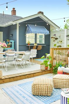 Extend Your Deck With Pavers goodhousemag...