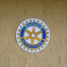 Rotary - have to pin this as Chris is President of his club this year. We are a Rotary Family.