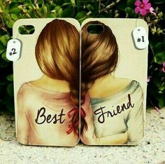 Best Friends Forever Enjoy it, enjoy your time with your bff Its special for you! This account will be for cute things and quotes. Love you guys. Best Friend Cases, Bff Cases, Friends Phone Case, Cute Phone Cases, Iphone Phone Cases, Best Friend Stuff, Phone Covers, Best Friends Forever, Coque Couple