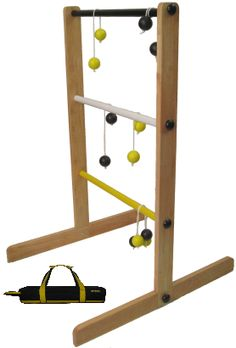 Wooden Ladder Toss