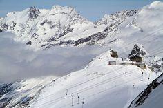 @Saas Fee is super! Ski the Swiss Alps http://www.liftopia.com/blog/skiing-switzerland-saas-fee-zermatt/