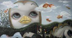 Goldfish 2013  jhkijker: FUTURE PASS 3.0 in WERELDMUSEUM ROTTERDAM