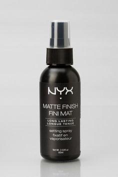 NYX Makeup Setting Spray #urbanoutfitters