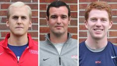 (L-R) Tanner Smith, Chris Cooper, Chip Murray added to Denison coaching staff