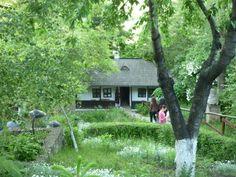 Bojdeauca Ion Creanga - Iasi - Romania - Noaptea muzeelor 2014 Missing Home, Tourist Places, Places To Visit, Country, Plants, People, Romania, Houses, Green