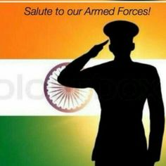 Salute to nation