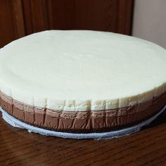 Ricetta Cheesecake al triplo cioccolato - La Ricetta di GialloZafferano