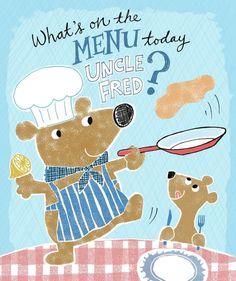 Timothy Hustache - Teddy Bear Chef