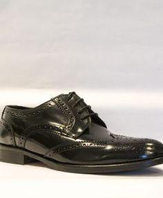 pantofi-negri-012-a Fall Shoes, Men's Shoes, Dress Shoes, Men's Collection, Men Dress, Oxford Shoes, Lace Up, Winter, Fashion