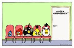 Angry Birds seek help...