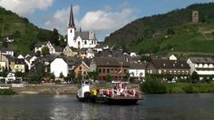 Mosel Wine Villages in Cochem Region in Germany - Moselle Valley