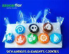 "Photo 1 of 23: Skylanders / Birthday ""SKYLANDERS ADVENTURE PARTY"" | Catch My Party"