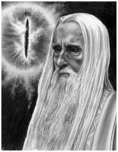 Gandalf the Grey by Norloth on DeviantArt