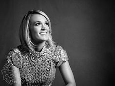 "CARRIE UNDERWOOD | ""I've never seen this before in country music where this many people got together for one project,"" says Underwood, nominated this year for entertainer of the year at the CMA Awards, which she will host with Brad Paisley for the ninth time. The singer says she has a deep connection to all three songs, especially ""On the Road Again."" ""My dad used to take me out on the tractor and I'd sit..."