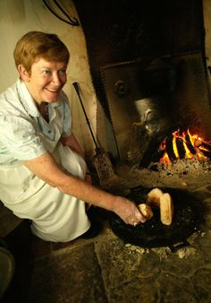 Griddle Bread recipe from Bunratty Castle & Folk Park, Ireland