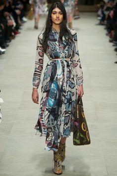 The Bloomsbury Girls by Burberry Prorsum