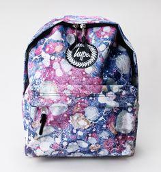 Hype Marble Rush Backpack Bags Multi