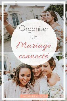 Organiser un mariage connecté, nouvelles technologies à un mariage