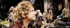 Oin, Gloin, Dwalin, Balin, Ori, Dori, Nori, Bofur, Bifur, Bombur, Bilbo