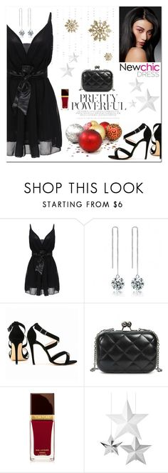 """lovenewchic party dress"" by katymill ❤ liked on Polyvore featuring Tom Ford, party, partydress, newchic and lovenewchic"