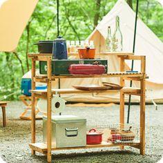 【人気のキャンプ記事ランキング】「キャンプ道具」のアクセス数TOP10   Hondaキャンプ   Honda Camping Furniture, Outdoor Camping, Drafting Desk, Table, Diy And Crafts, Woodworking, How To Make, Design, Home Decor