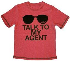 $12 Rock and republic talk to my agent tee - boys 4-7x