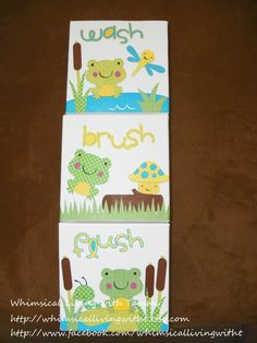 Kohls Bathroom Sign jumping beans froggy fun bath accessories; kohls for jack/jill