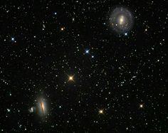 NGC 5101 NGC 5078