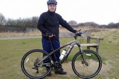 The Fat Cycle Rider - blogger who lost 8st 4lb (116lbs!) when he started cycling (although I'm sure diet had something to do with it as well)