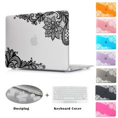 Cheap book silk, Buy Quality gift abstract directly from China gifts belgium Suppliers: Fashion Lace Pattern Matte Cover Case Sleeve for Apple MacBook Pro 13 15 Retina 12 New Mac book Air 13 11 inch Christmas gift Macbook Pro 13, Macbook 15 Inch, Macbook Pro Cover, Macbook Case, Apple Macbook Pro, Macbook Pro Accessories, New Tablets, Plastic Design, Lace Print