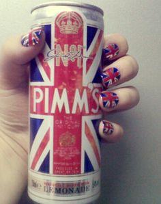 Union Jack. Cheers xx