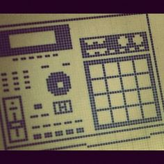 #MPC 2000XL 8bit graphic. New Hip Hop Beats Uploaded EVERY SINGLE DAY  http://www.kidDyno.com