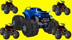 We are The Monster Trucks | Monter Trucks For Kids , Video For Children ...