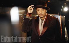 'Empire' Cast Portraits and Behind-the-Scenes Photos   Terrence Howard   EW.com