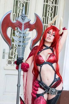 Satan Cosplay by Giulia Hellsing Cosplay Outfits, Cosplay Girls, Anime Costumes, Cosplay Costumes, Hellsing Cosplay, Seven Deadly Sins, Geek Girls, Best Cosplay, First Photo