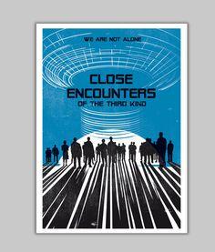Alternative Encuentros en la tercera fase pelicula poster film